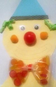 Clownstrikje