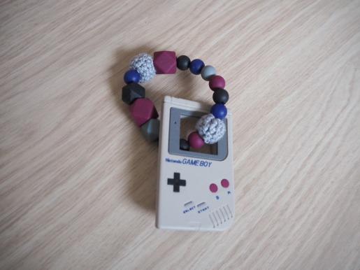 Bijtring gameboy - € 15,50