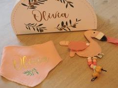Geboortegeschenk Olivia